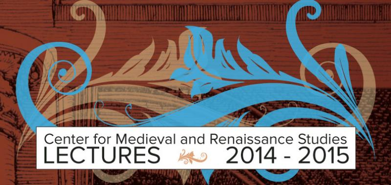 CMRS Lectures 2014-2015 Banner