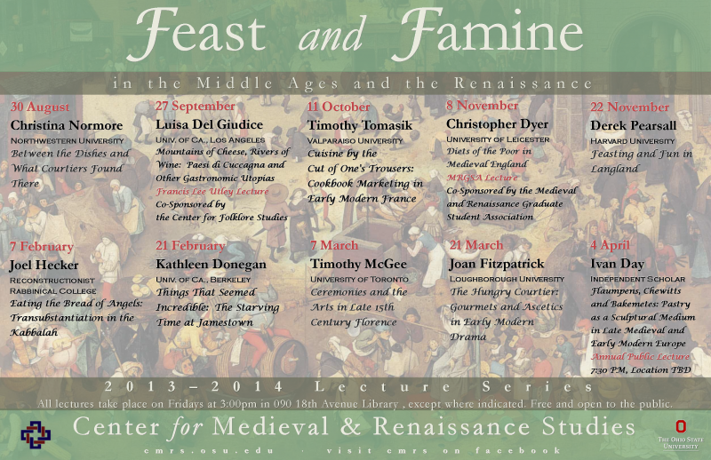 Feast and Famine poster image