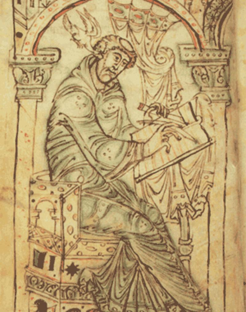 Gregory the Amanuensis