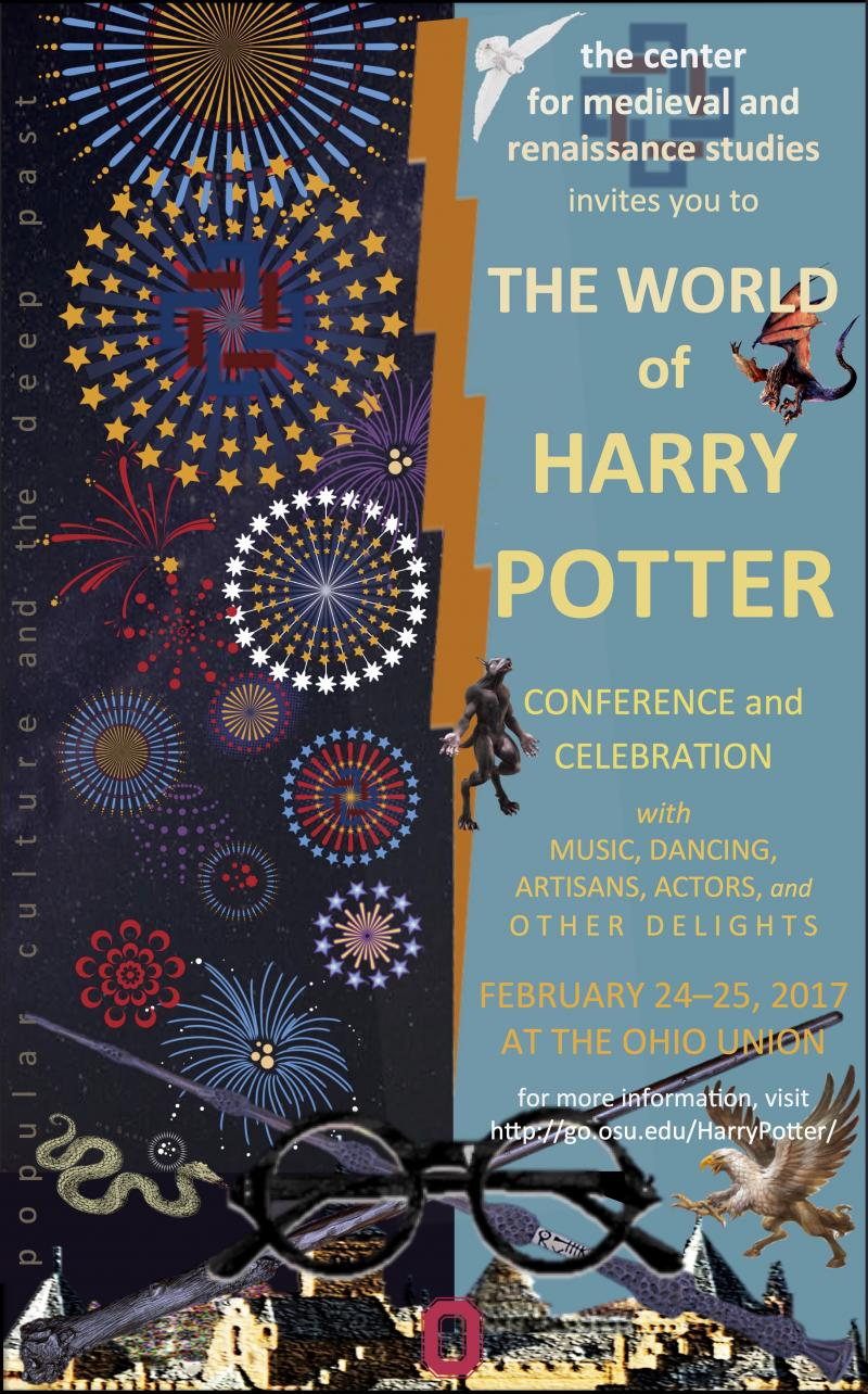 The World of Harry Potter Banner