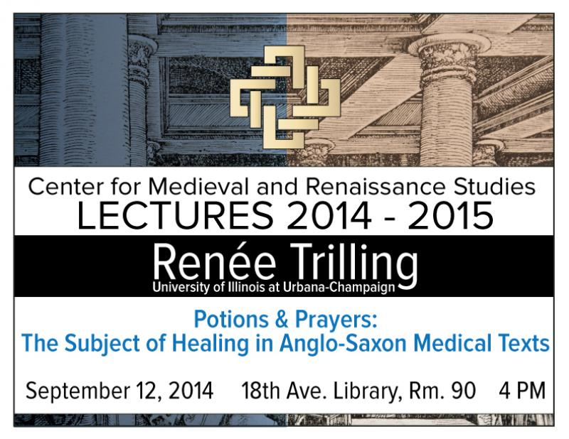 Lecture Flyer (Renee Trilling)