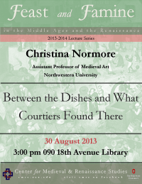 Normore Lecture Flyer