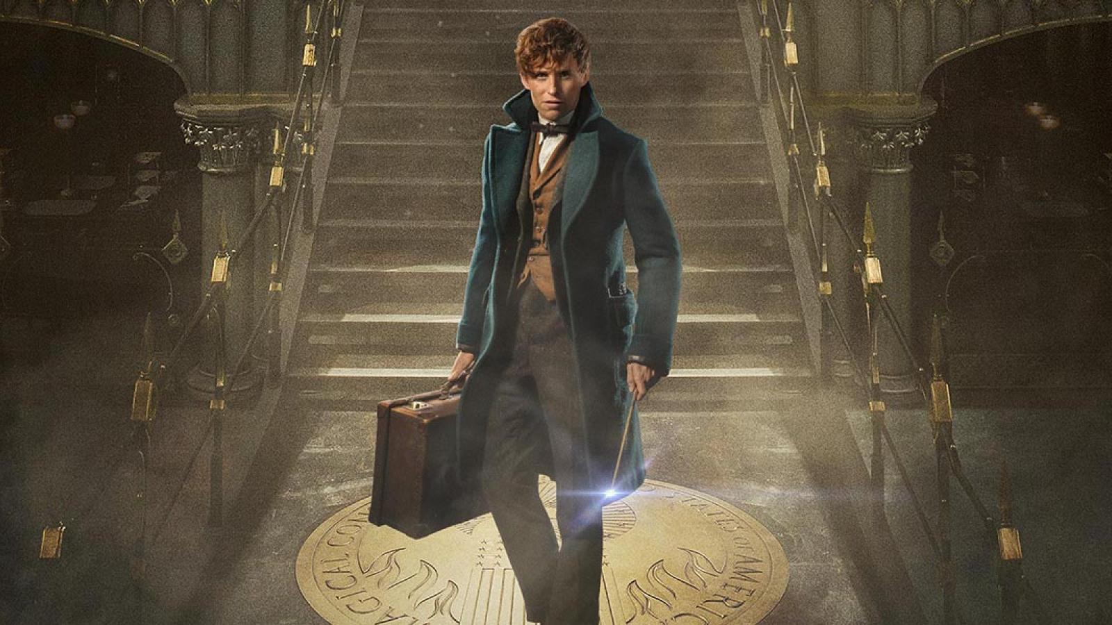 Fantastic Beasts and Where to Find Them Promotional Image