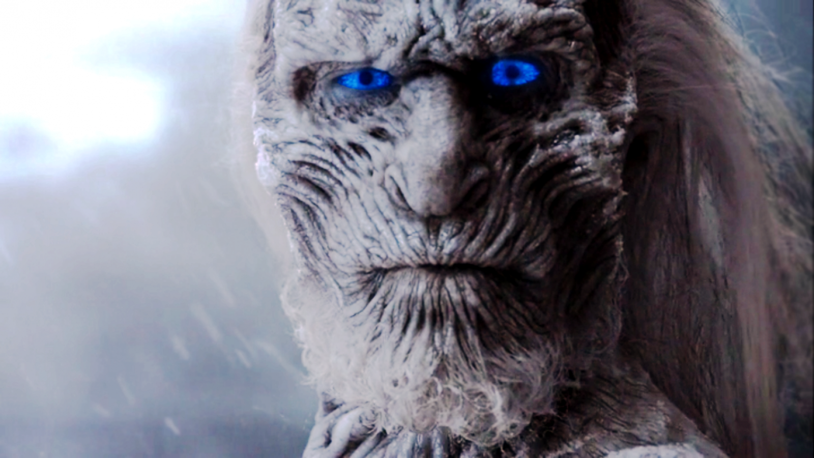 White Walker close up